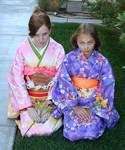 Kimono Girls 8