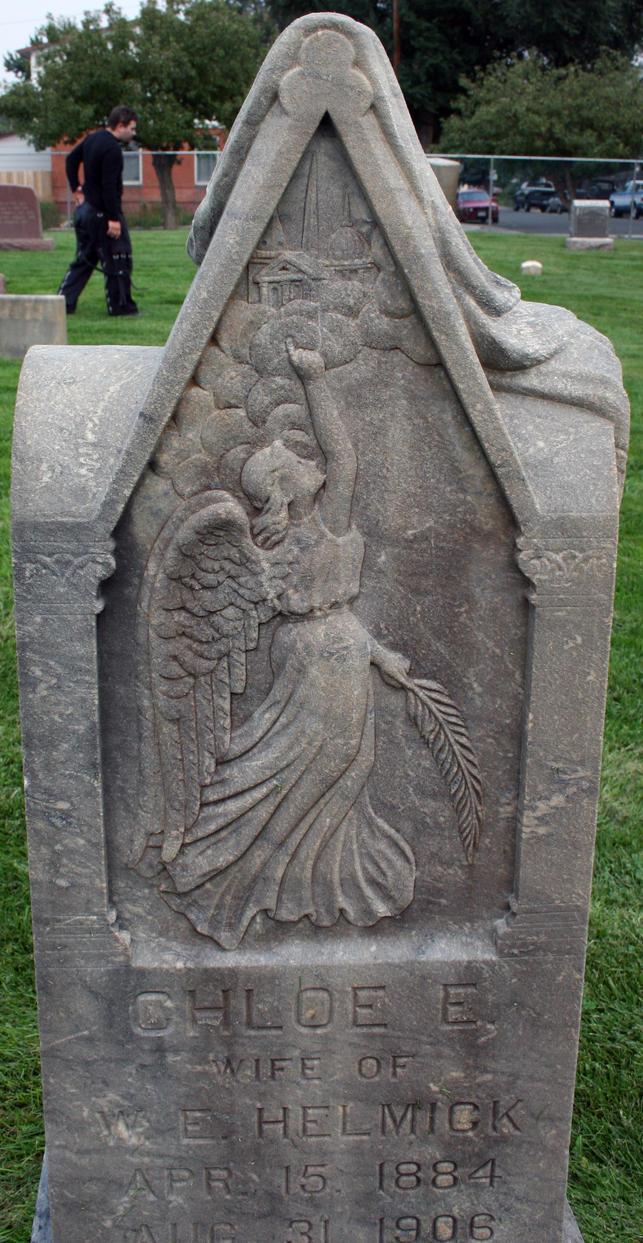 Littleton Cemetery 17 by Falln-Stock