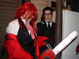 Shinigami Halloween 6