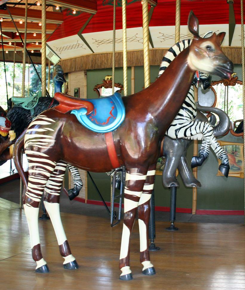 Denver Zoo 284 Carousel By Falln-Stock On DeviantArt