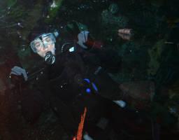 Denver Aquarium Scuba Steve 103
