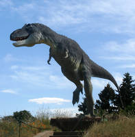 Denver Botanical Dinosaur 85 by Falln-Stock