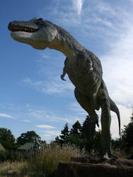 Denver Botanical Dinosaur 112 by Falln-Stock