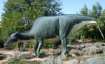 Denver Botanical Dinosaur 116