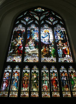 Denver Cathedral Window 18