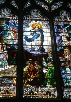 Denver Cathedral Window 19