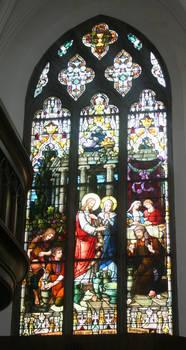 Denver Cathedral Window 24