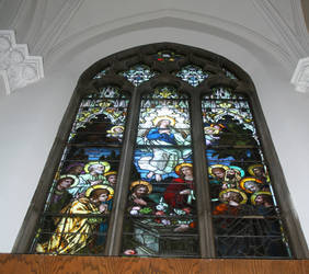 Denver Cathedral Window 25