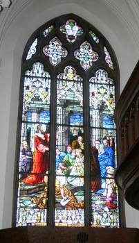 Denver Cathedral Window 26