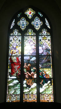 Denver Cathedral Window 27