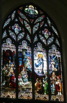 Denver Cathedral Window 28