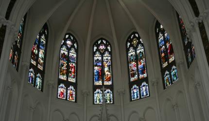 Denver Cathedral Window 29