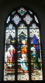 Denver Cathedral Window 31