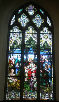 Denver Cathedral Window 32