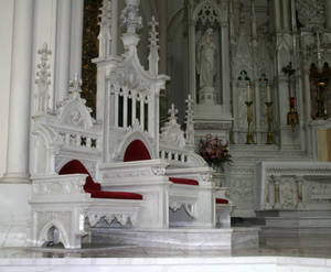 Denver Cathedral Seating 48