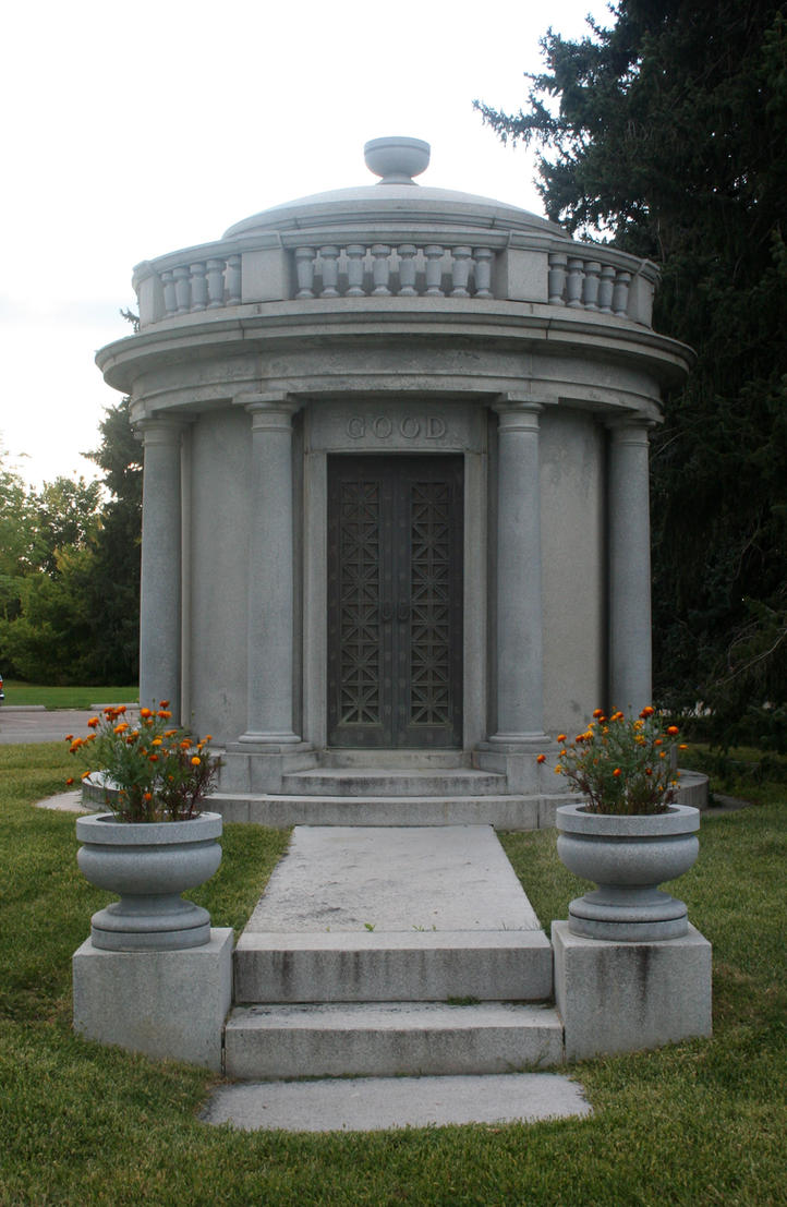 Fairmount Cemetery 36 by Falln-Stock