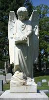 Mount Olivet Cemetery Archangel Uriel 76