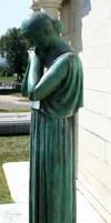 Mount Olivet Cemetery Woman 86
