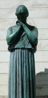 Mount Olivet Cemetery Woman 87