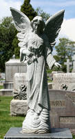 Mount Olivet Cemetery Angel 151