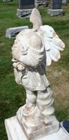 Mount Olivet Cemetery Angel 166