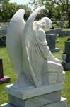Mount Olivet Cemetery Angel 229