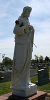 Mount Olivet Cemetery Woman 257