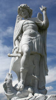 Mount Olivet Cemetery Archangel Michael 275