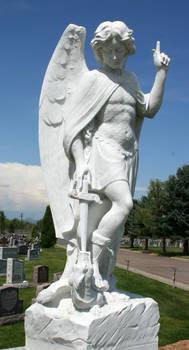 Mount Olivet Cemetery Archangel Michael 281