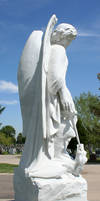 Mount Olivet Cemetery Archangel Michael 282