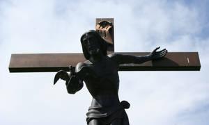 Mount Olivet Cemetery Jesus 292
