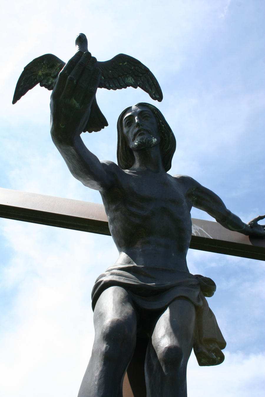 Mount Olivet Cemetery Jesus 293