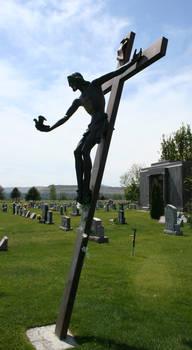 Mount Olivet Cemetery Jesus 294