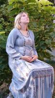 Annie Pregnant 11 by Falln-Stock