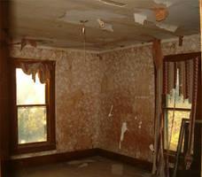 Abandoned Room 2 by Falln-Stock