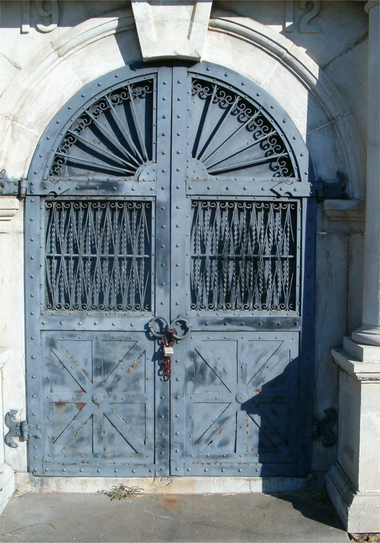 Mausoleum Doors 5 by Falln-Stock ... & Mausoleum Doors 5 by Falln-Stock on DeviantArt Pezcame.Com
