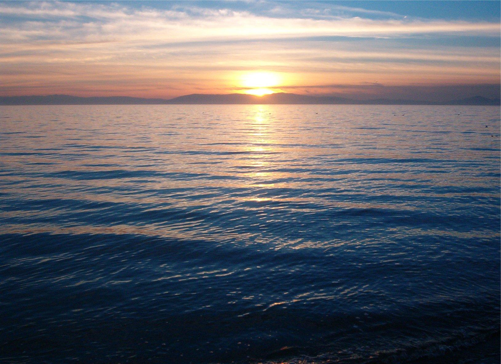 Alameda Ocean Sunset 2