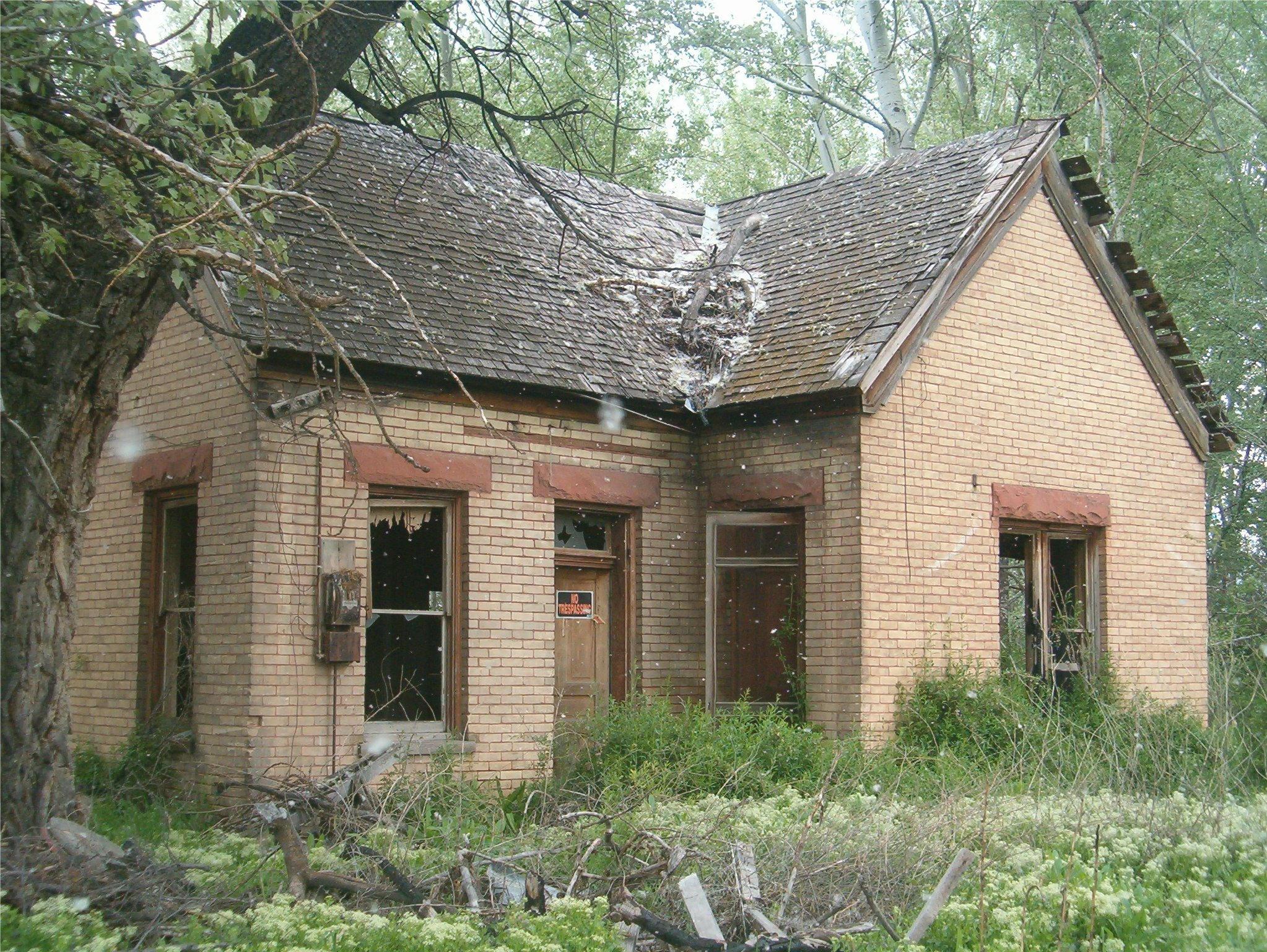 Abandoned House Utah 1 By Falln Stock On Deviantart