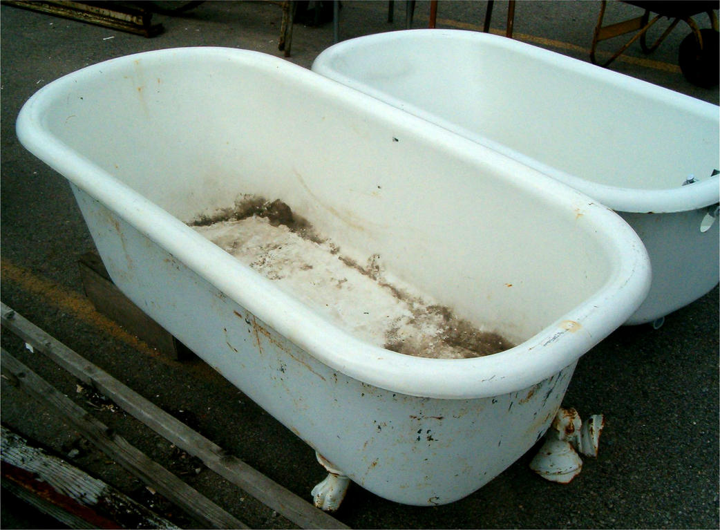 Antique Bathtub 2 by Falln-Stock on DeviantArt