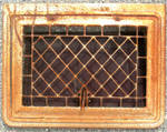Rusted Grate
