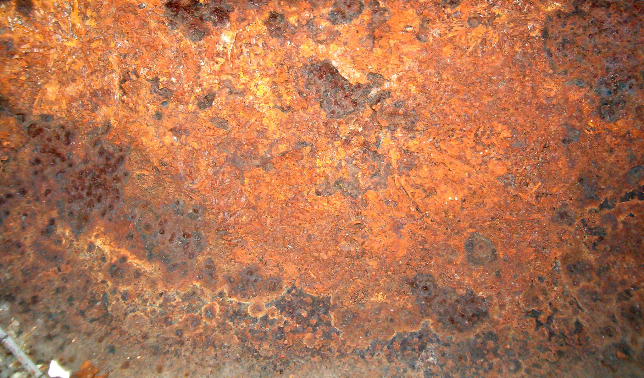 Rust Texture 5 by Falln-Stock