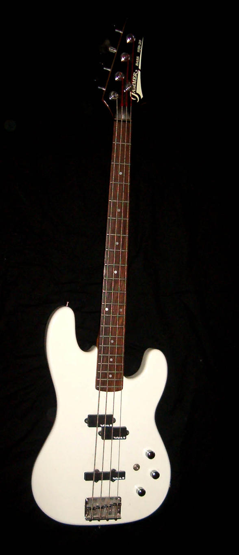 Bass Guitar by Falln-Stock