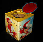Antique Jack-in-a-Box 2