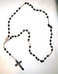 Hematite Rosary