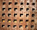 Rusty Grate