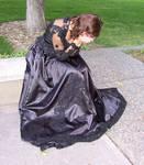 Black Ballgown Terra 24