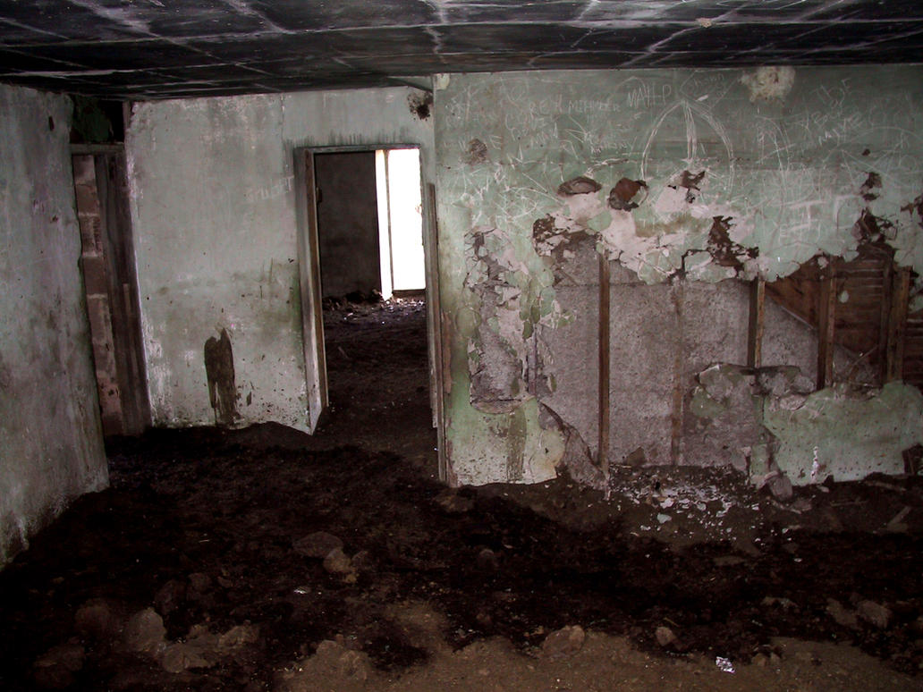 Abandoned Hotz Building 3 by Falln-Stock