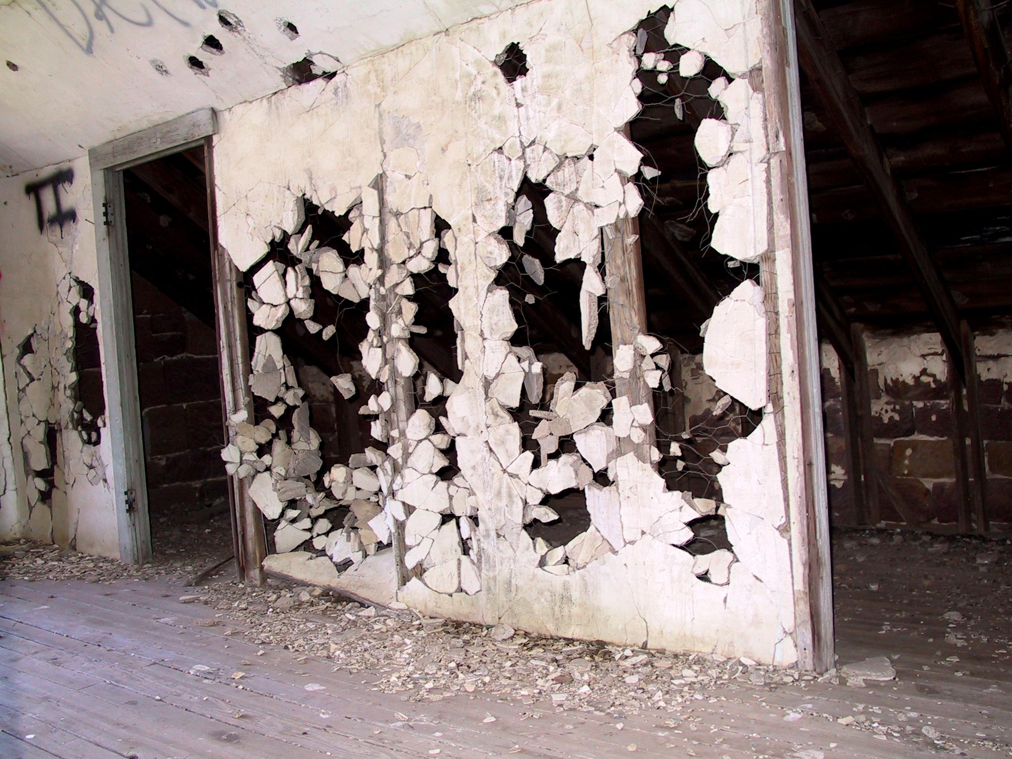 Abandoned Hotz Building 35
