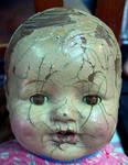 Antique Doll Head 2