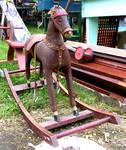 Vintage Rocking Horse 2